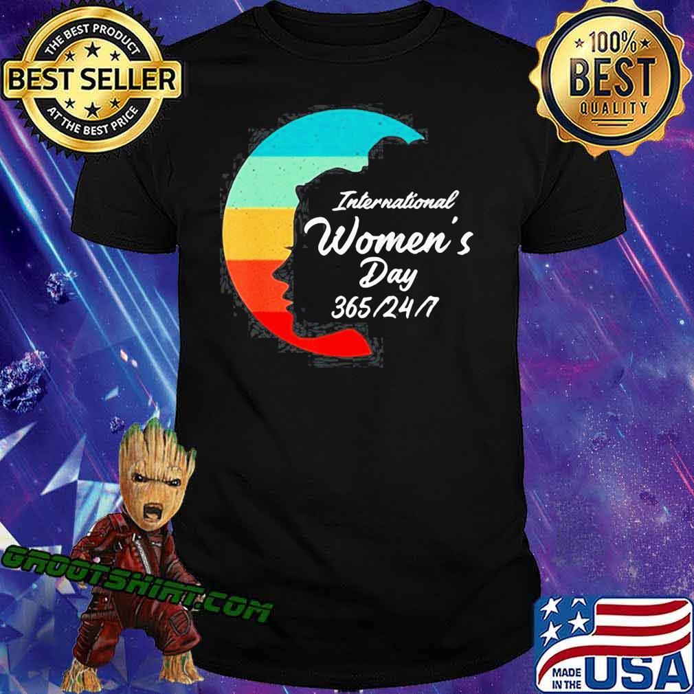 Vintage International Womens Day 8th March 2021 shirt
