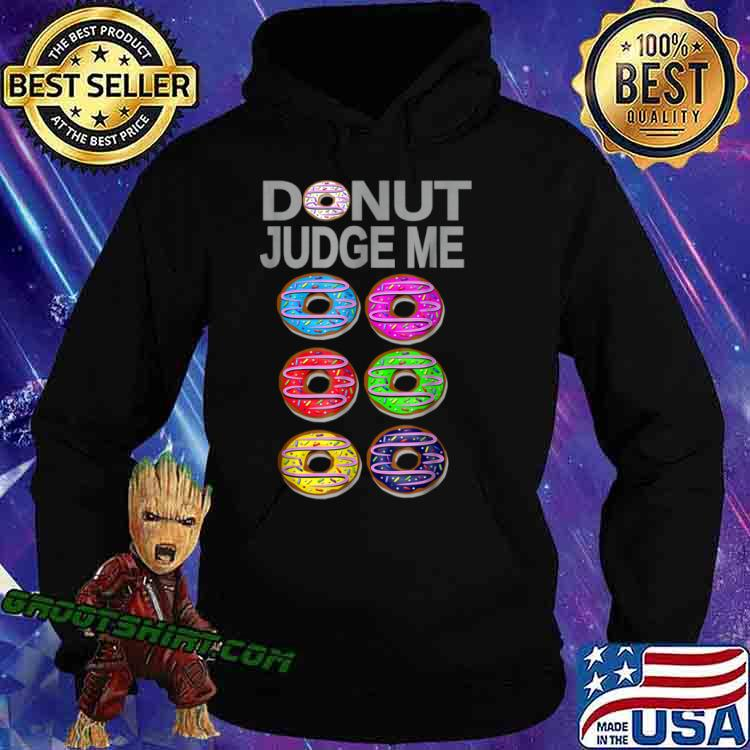 Donut Lover Funny Cooking Baking Gym Food Shirt Hoodie