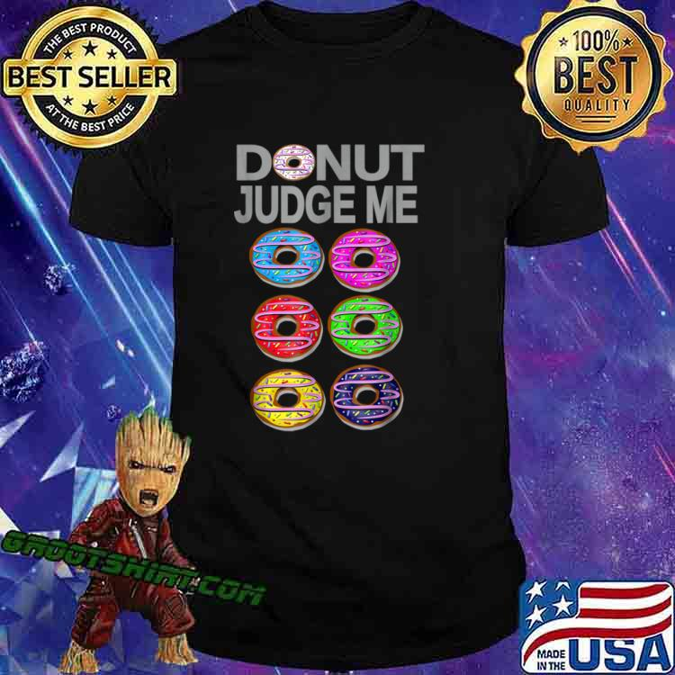 Donut Lover Funny Cooking Baking Gym Food Shirt