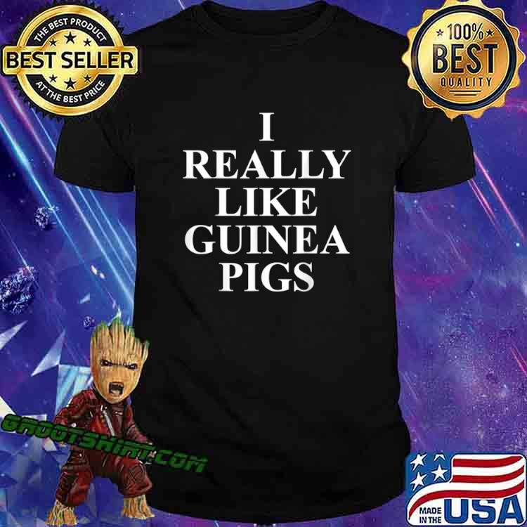 Guinea Pig Apparel Awesome Gifts For Guinea Pig Lovers Shirt
