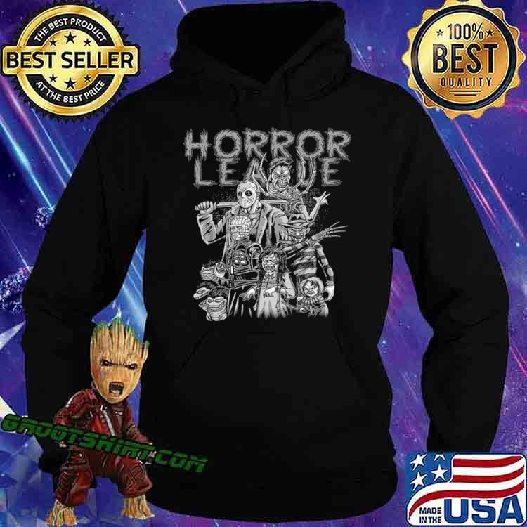 Horror league character Hoodie