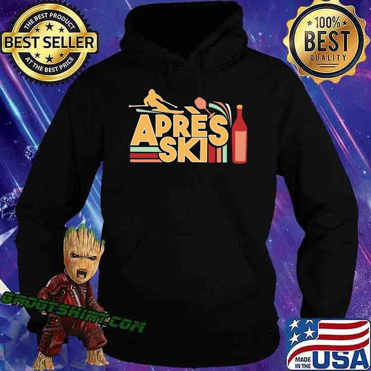 Apres Ski Vintage Apres Shirt Hoodie