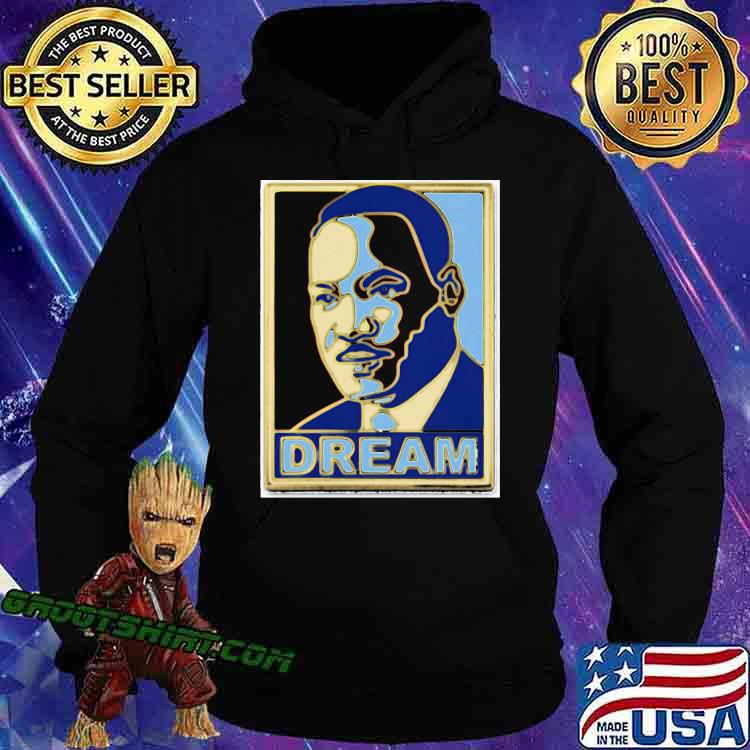 Dr. Martin Luther King Shirt Hoodie