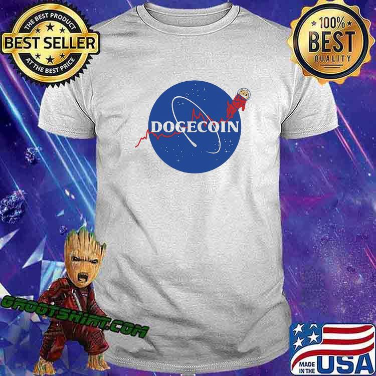 Official Dogecoin Nasa Shirt