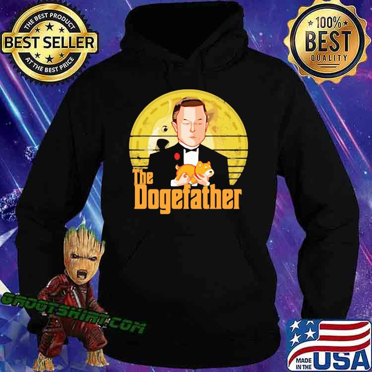 Official The Dogefather Shirt Hoodie
