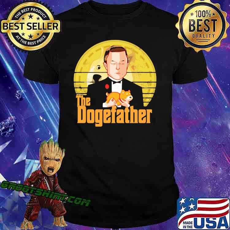 Official The Dogefather Shirt