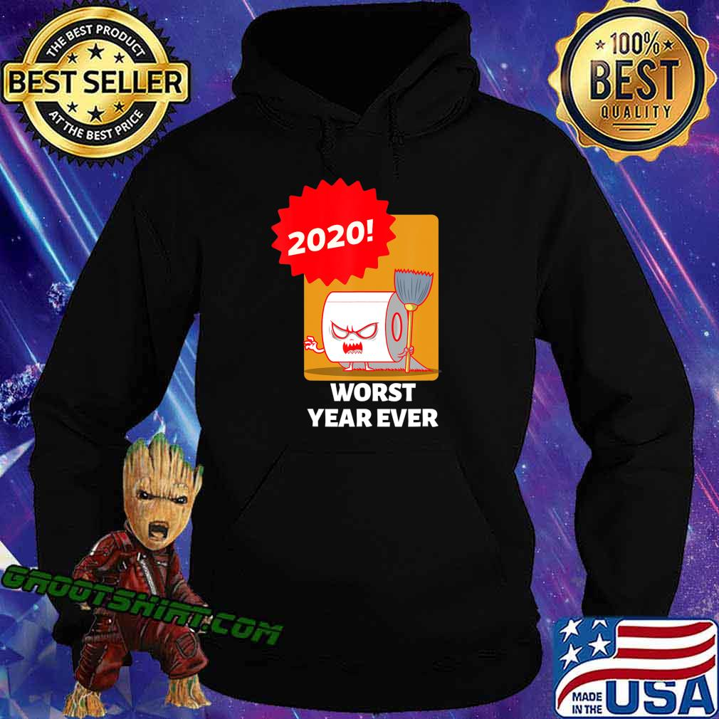 2020 WORST YEAR EVER COLORFUL GRAPHIC TEE T-Shirt Hoodie