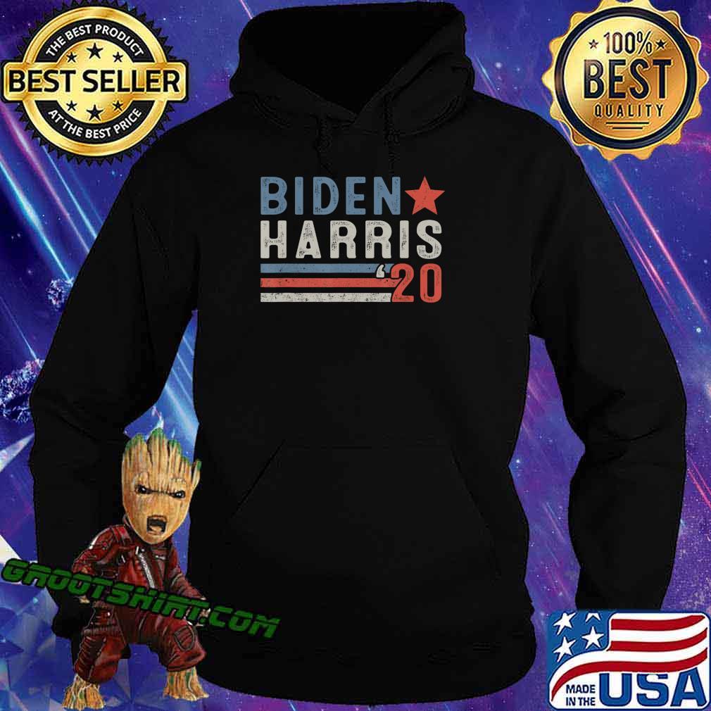 Biden Harris Retro Vintage Design Biden Harris 2020 T-Shirt Hoodie