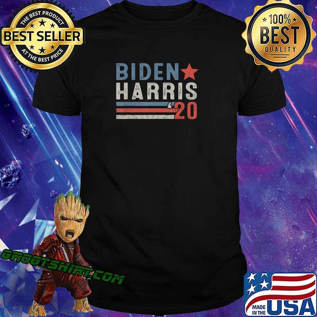 Biden Harris Retro Vintage Design Biden Harris 2020 T-Shirt