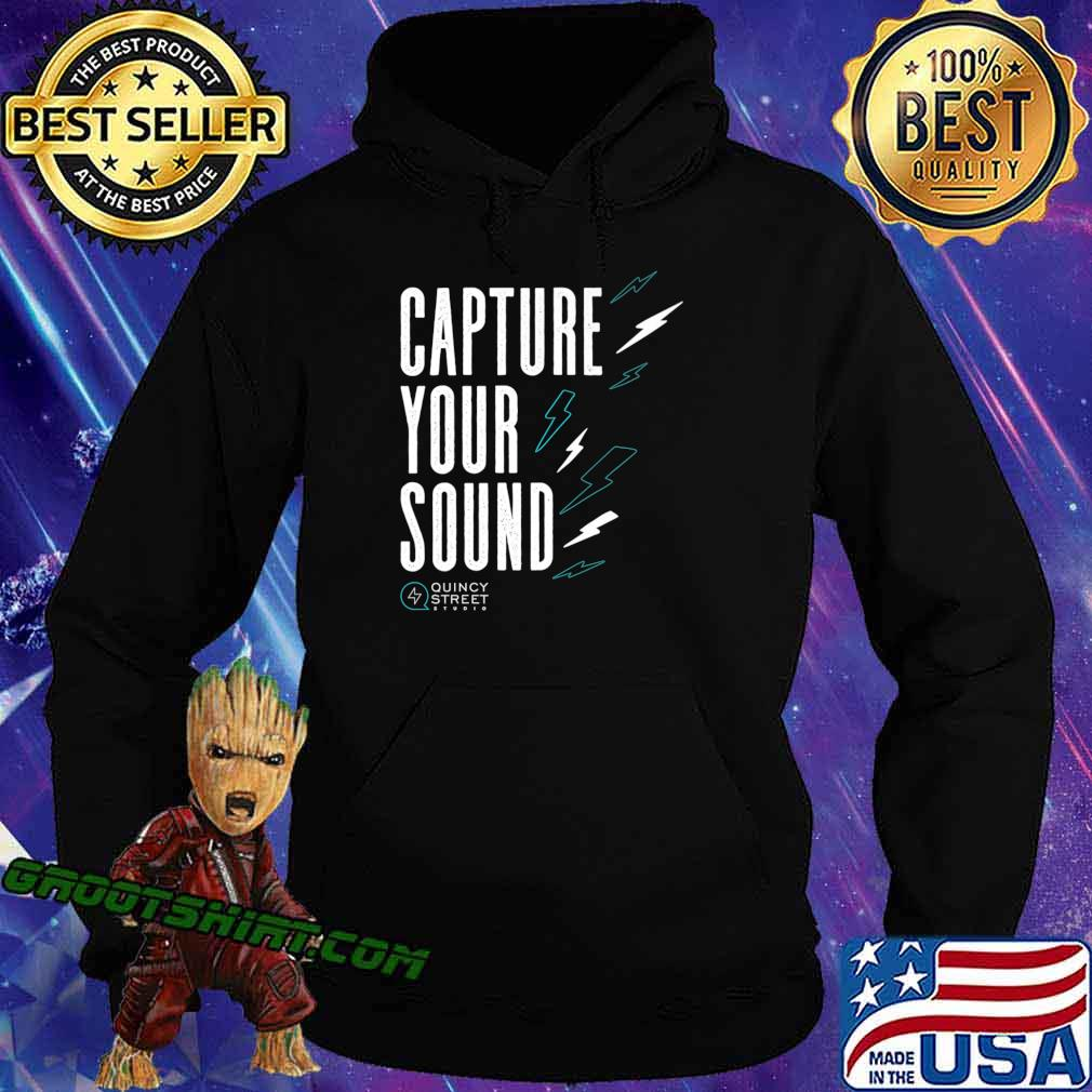 Capture Your Sound Premium T-Shirt Hoodie