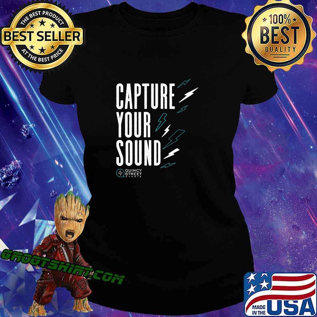 Capture Your Sound Premium T-Shirt Ladiestee