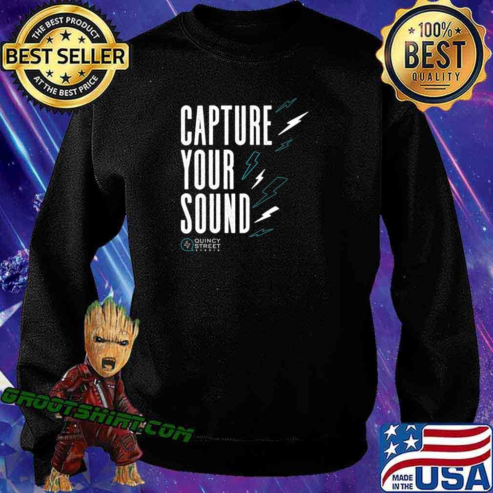Capture Your Sound Premium T-Shirt Sweatshirt