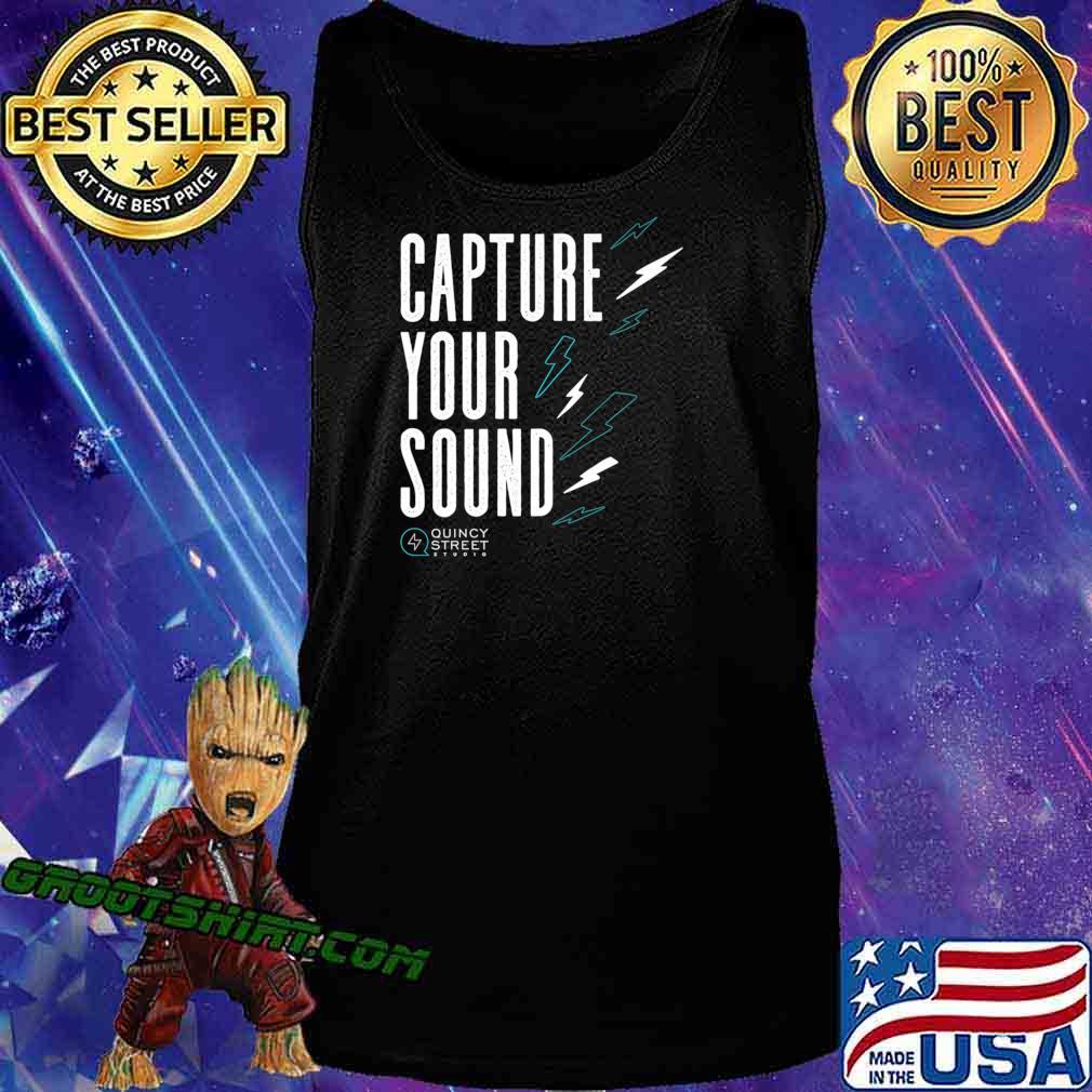 Capture Your Sound Premium T-Shirt Tank Top