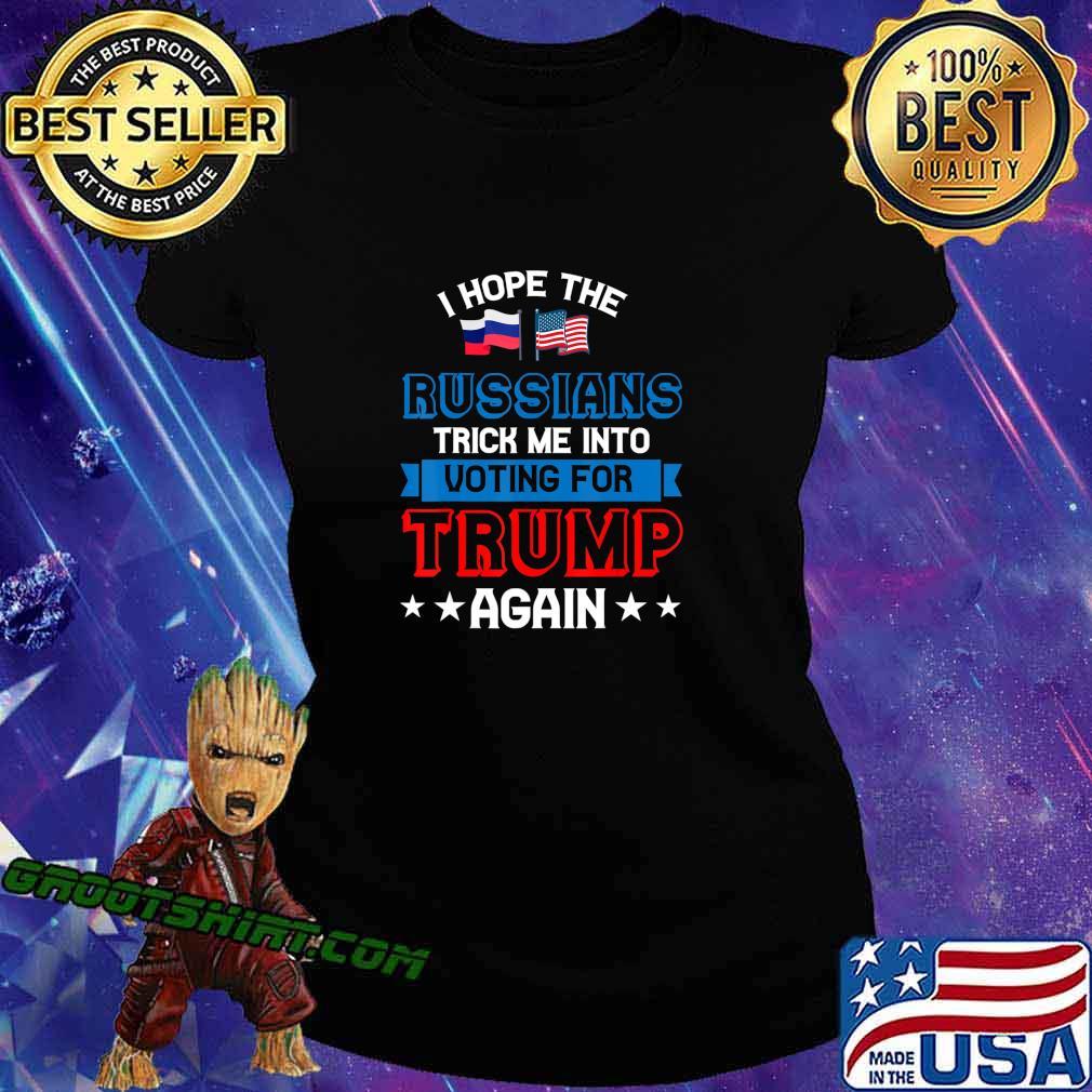 Funny Pro-Trump Quote - Vote Donald Trump 2020 Republican T-Shirt Ladiestee