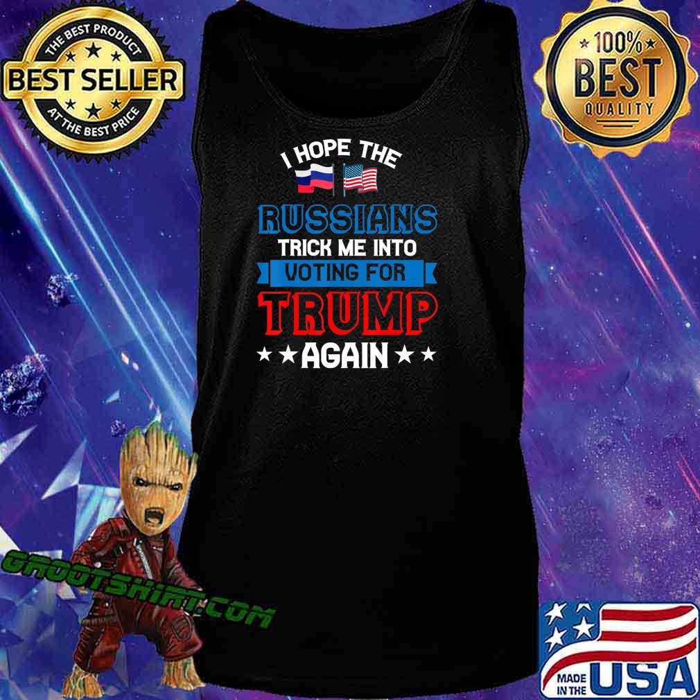 Funny Pro-Trump Quote - Vote Donald Trump 2020 Republican T-Shirt Tank Top