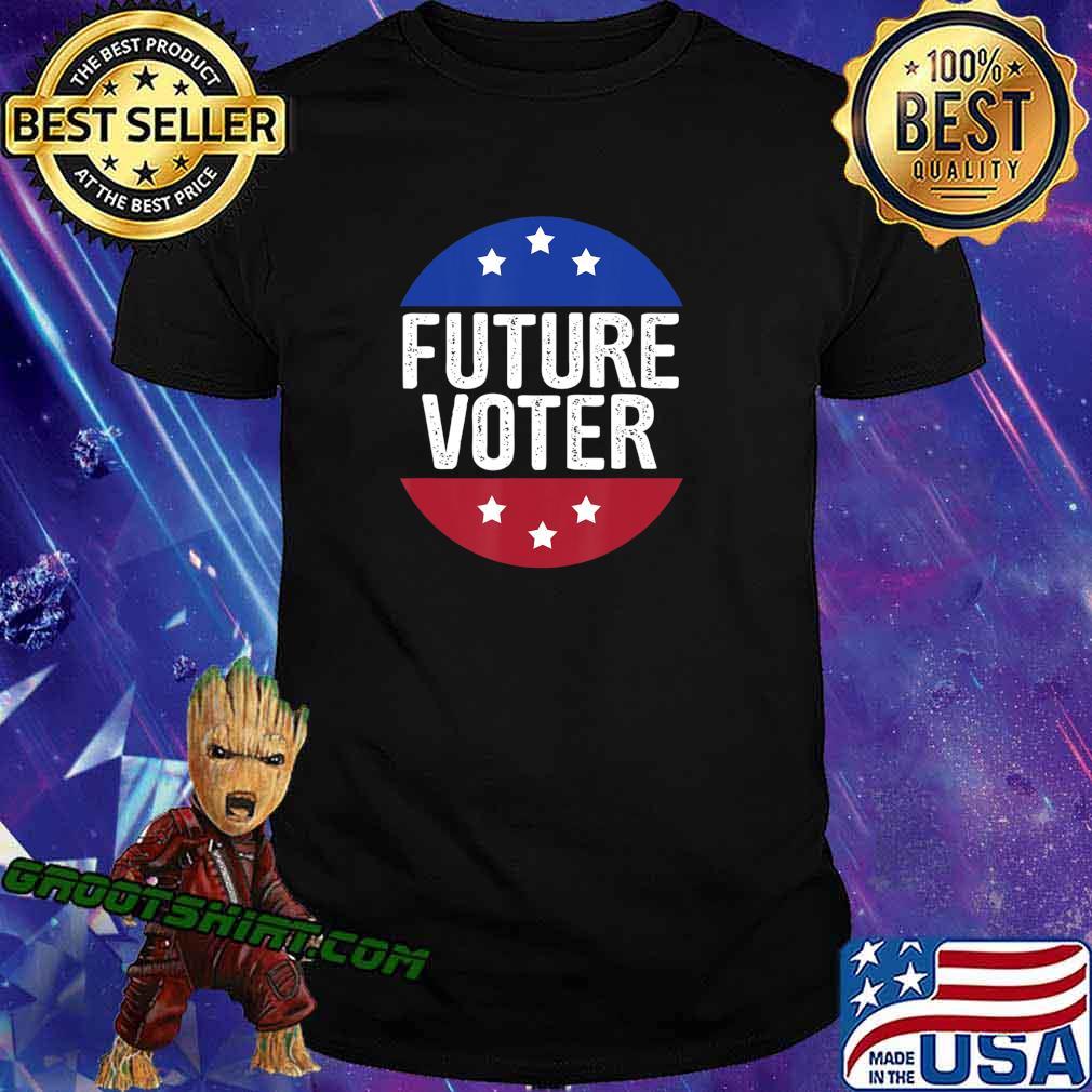 Future Voter Shirt kids vote Political T-Shirt Kids & Teens T-Shirt