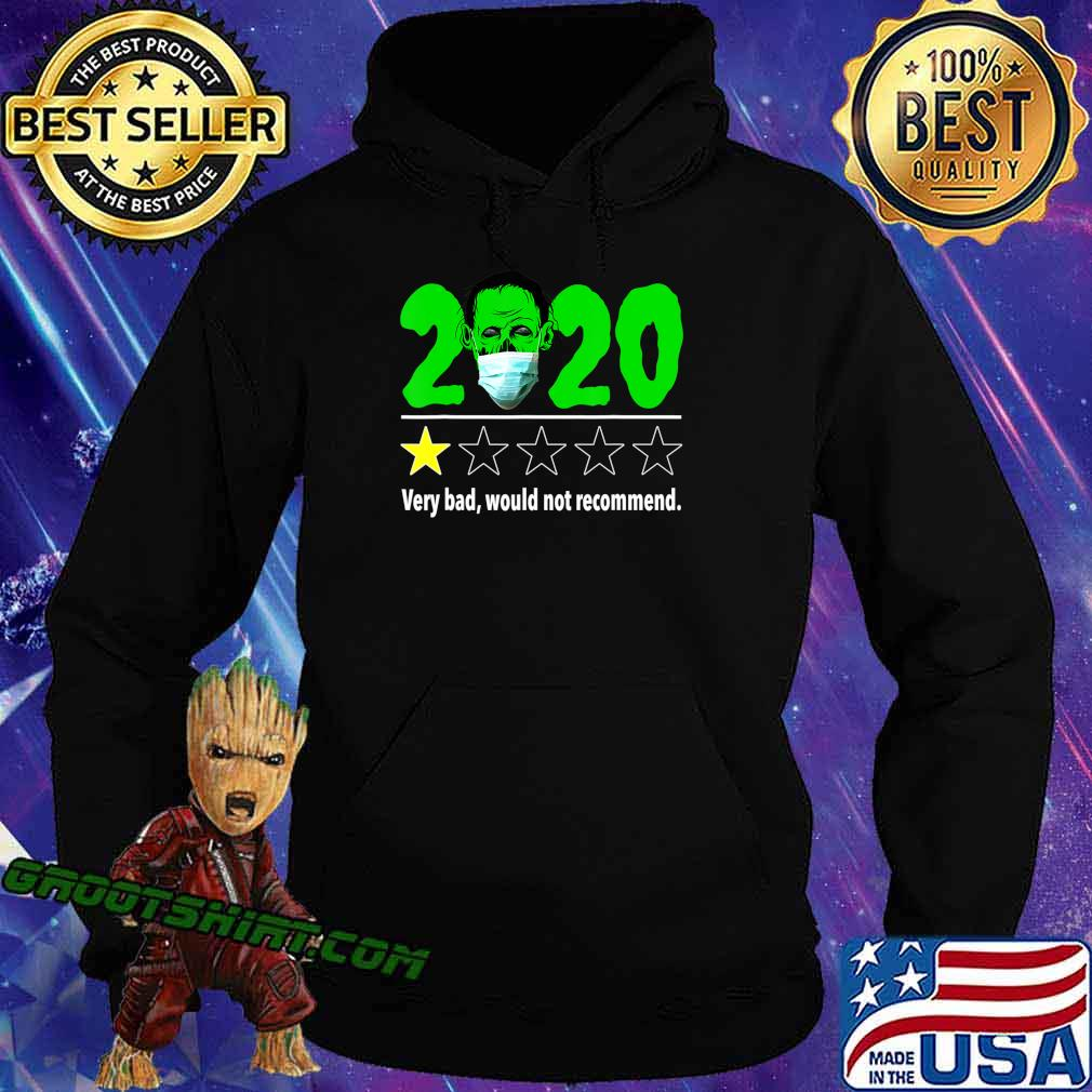Halloween Funny 2020 Review - Zombie with Mask Halloween T-Shirt Hoodie