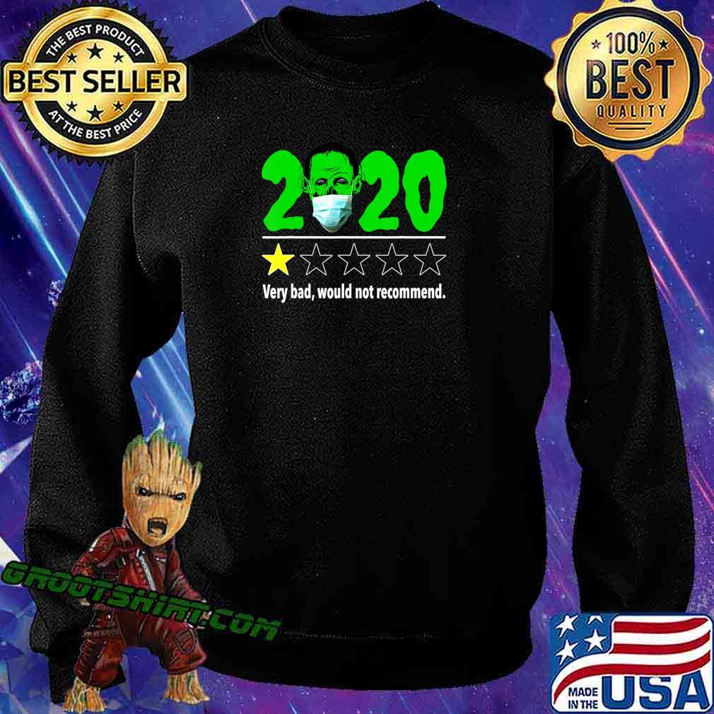 Halloween Funny 2020 Review - Zombie with Mask Halloween T-Shirt Sweatshirt