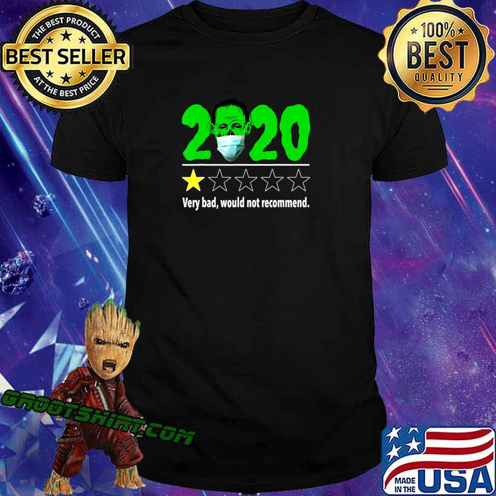 Halloween Funny 2020 Review - Zombie with Mask Halloween T-Shirt