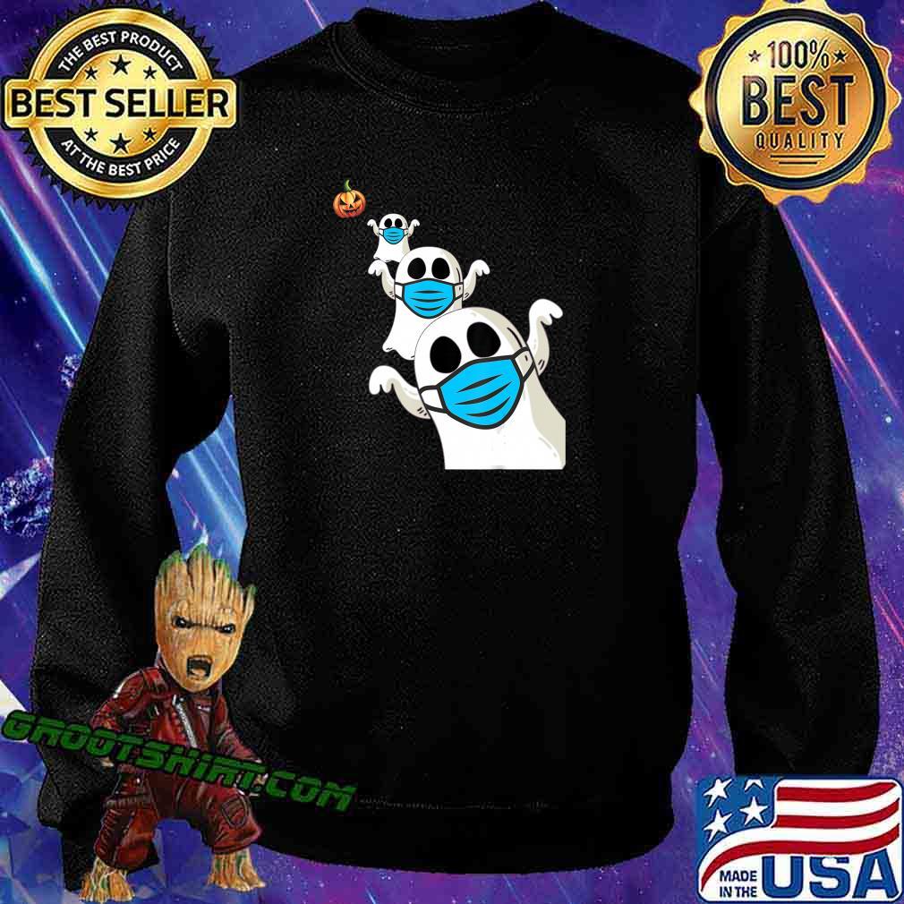 Halloween Pumpkin Ghost Hunter 2020 Shirt Sweatshirt