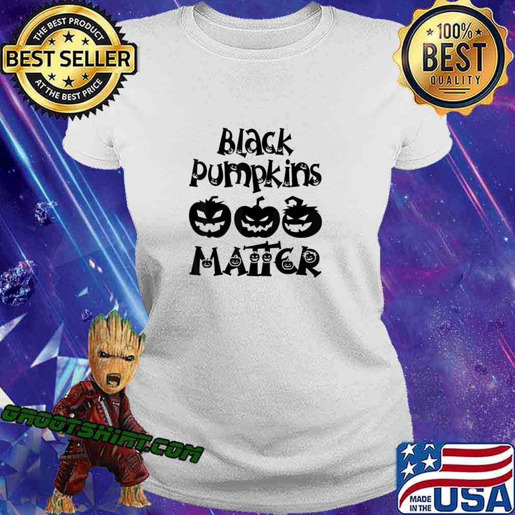 Halloween Theme Pumpkin Family Matching Gift T-Shirt Ladiestee