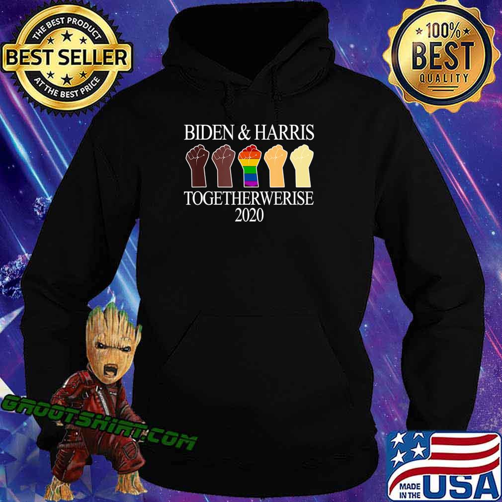 Joe Biden Kamala Harris 2020 Shirt LGBT Biden Harris 2020 T-Shirt Hoodie