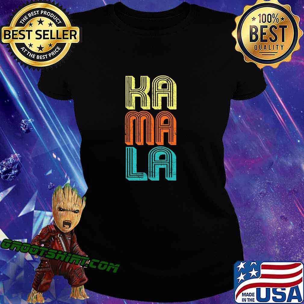 Kamala Harris Tshirt Nasty Woman US Election 2020 Voting T-Shirt Ladiestee
