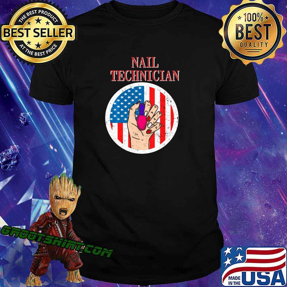 Nail Technician Mentoring Nail Tech Artist Manicurist Shirt