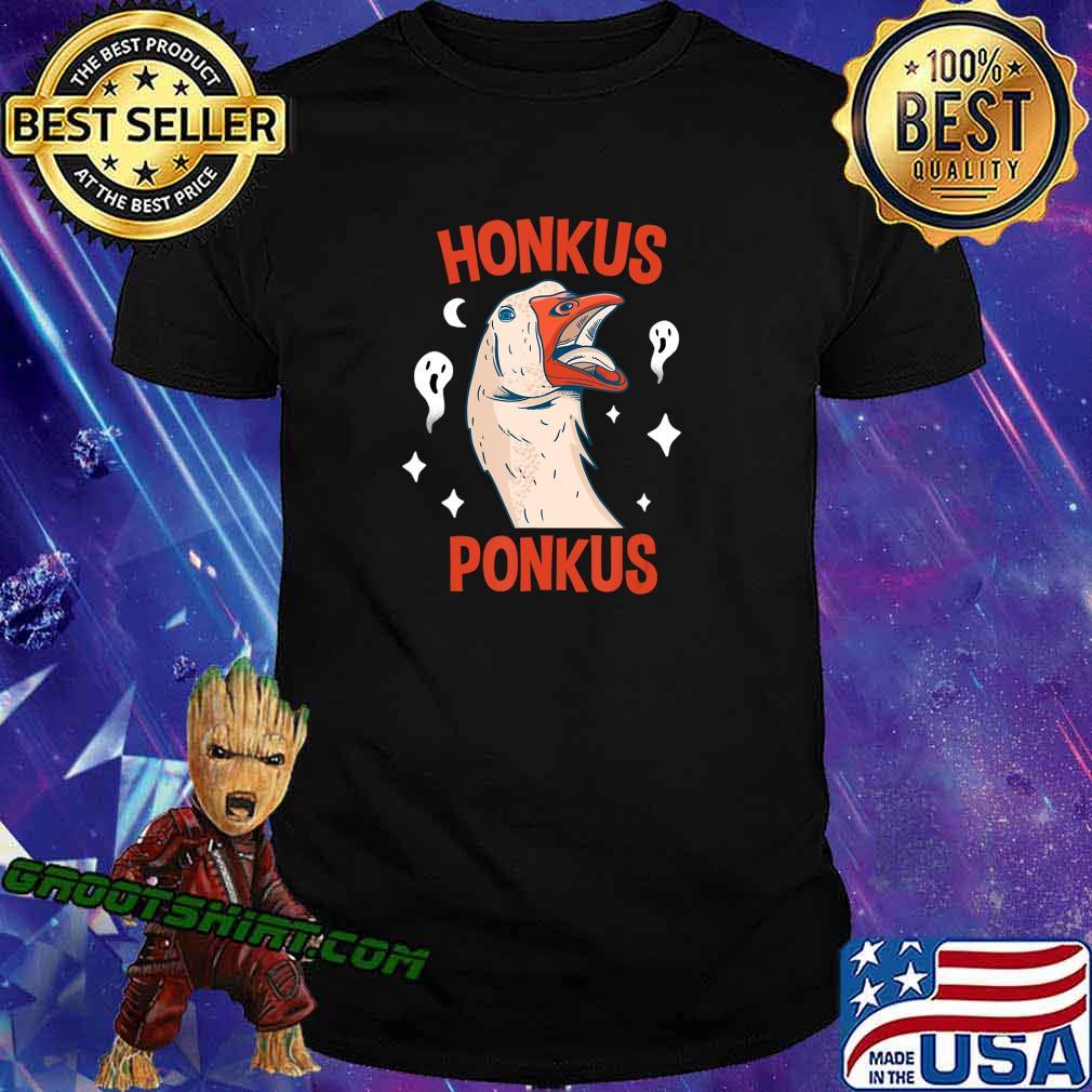 Official Honkus Ponkus Goose T-Shirt