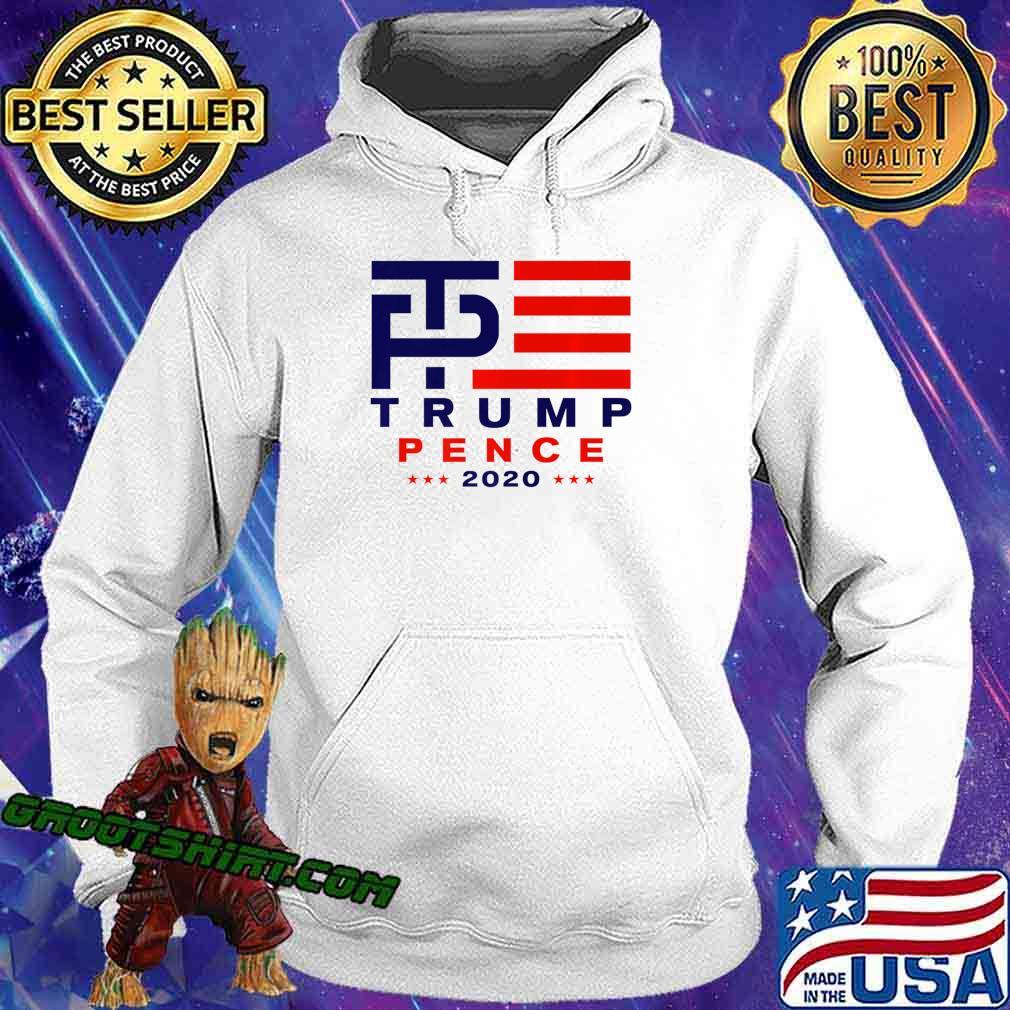 Trump Pence 2020 Premium T-Shirt Hoodie