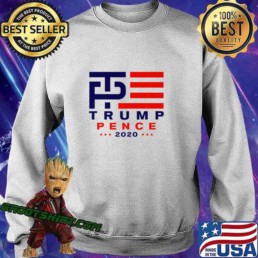 Trump Pence 2020 Premium T-Shirt Sweatshirt