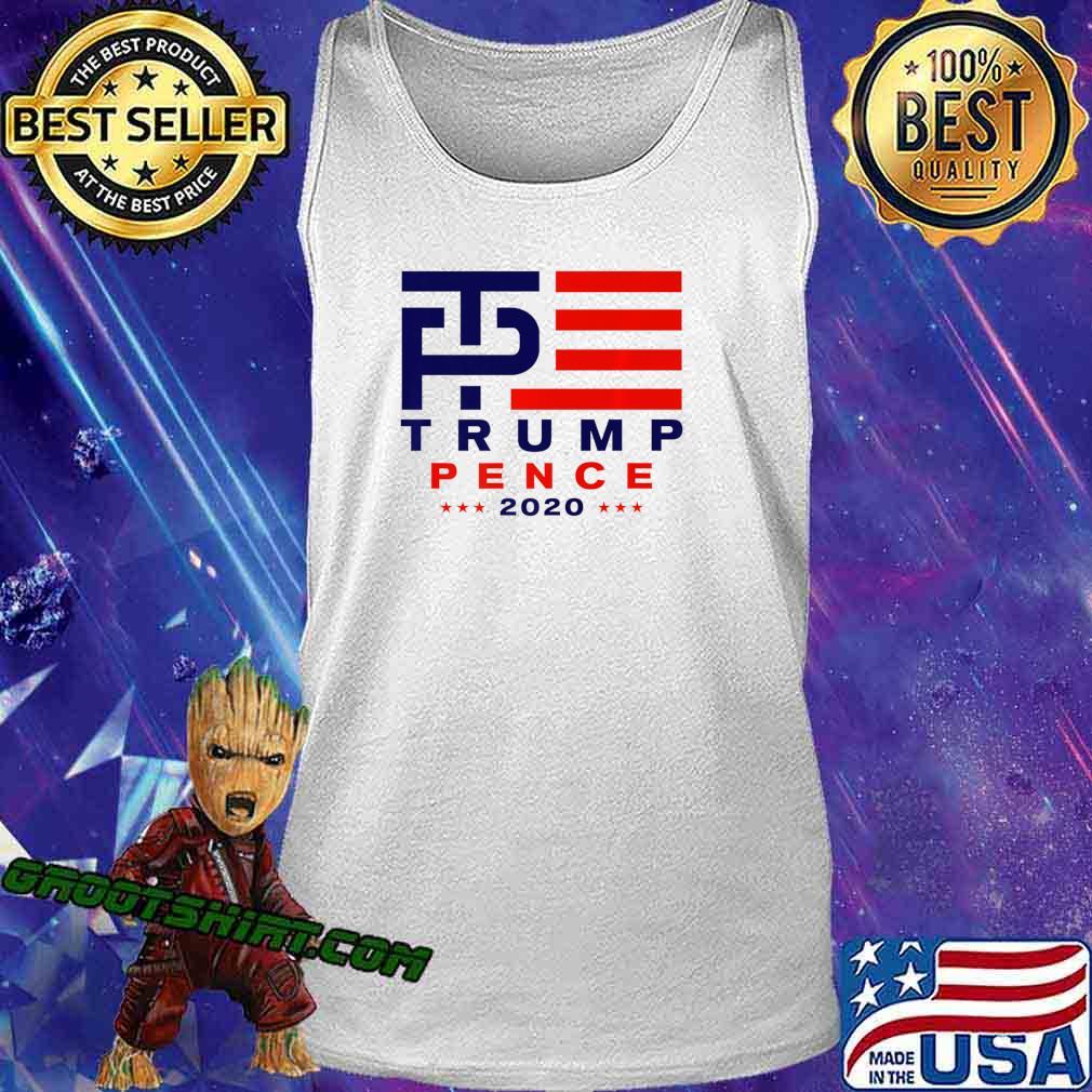 Trump Pence 2020 Premium T-Shirt Tank Top