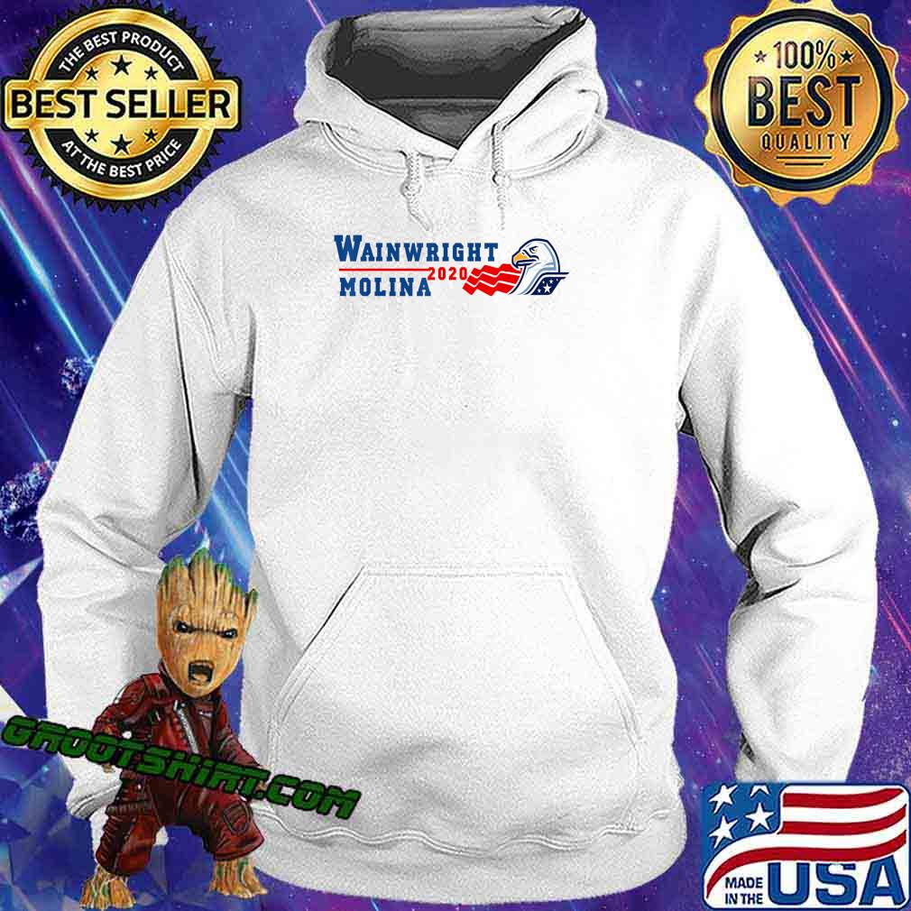 Wainwright Molina 2020 Shirt Wainwright Molina 2020 T-Shirt Hoodie