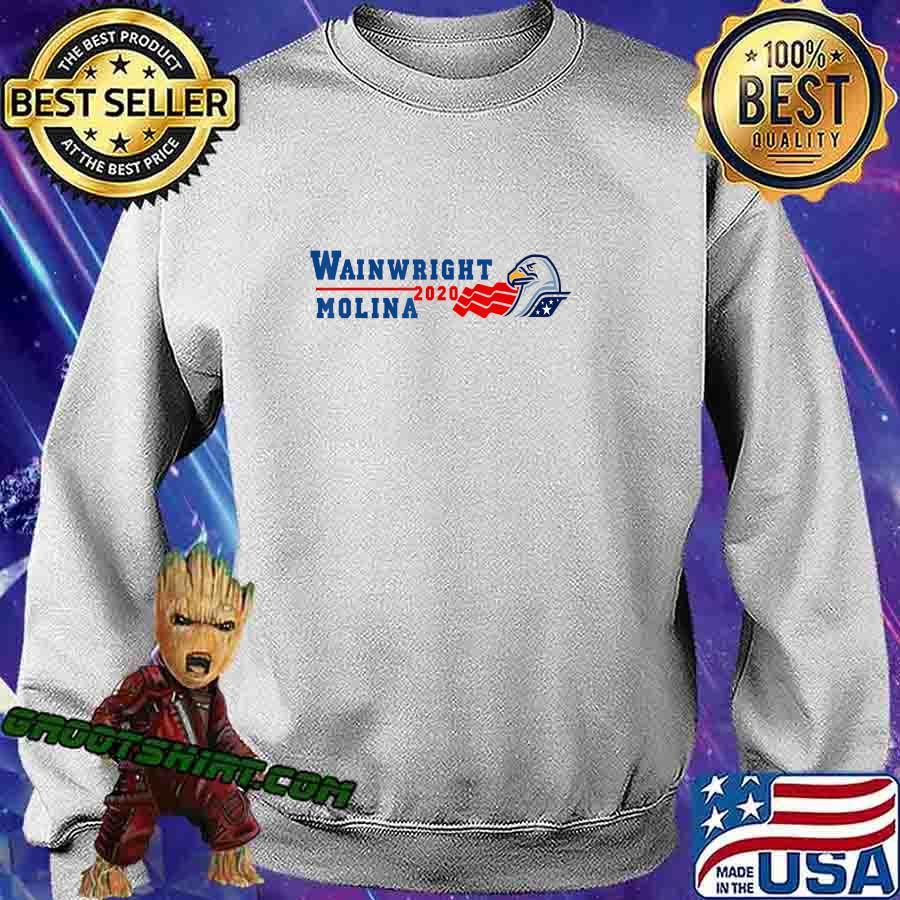 Wainwright Molina 2020 Shirt Wainwright Molina 2020 T-Shirt Sweatshirt