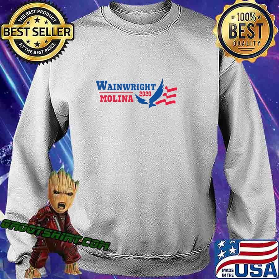 Wainwright Molina 2020 tee grand slam sports T-Shirt T-Shirt Sweatshirt