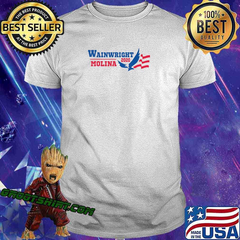Wainwright Molina 2020 tee grand slam sports T-Shirt T-Shirt