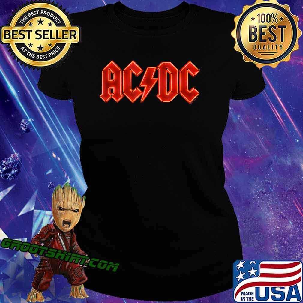 ACDC - Electric T-Shirt Ladiestee