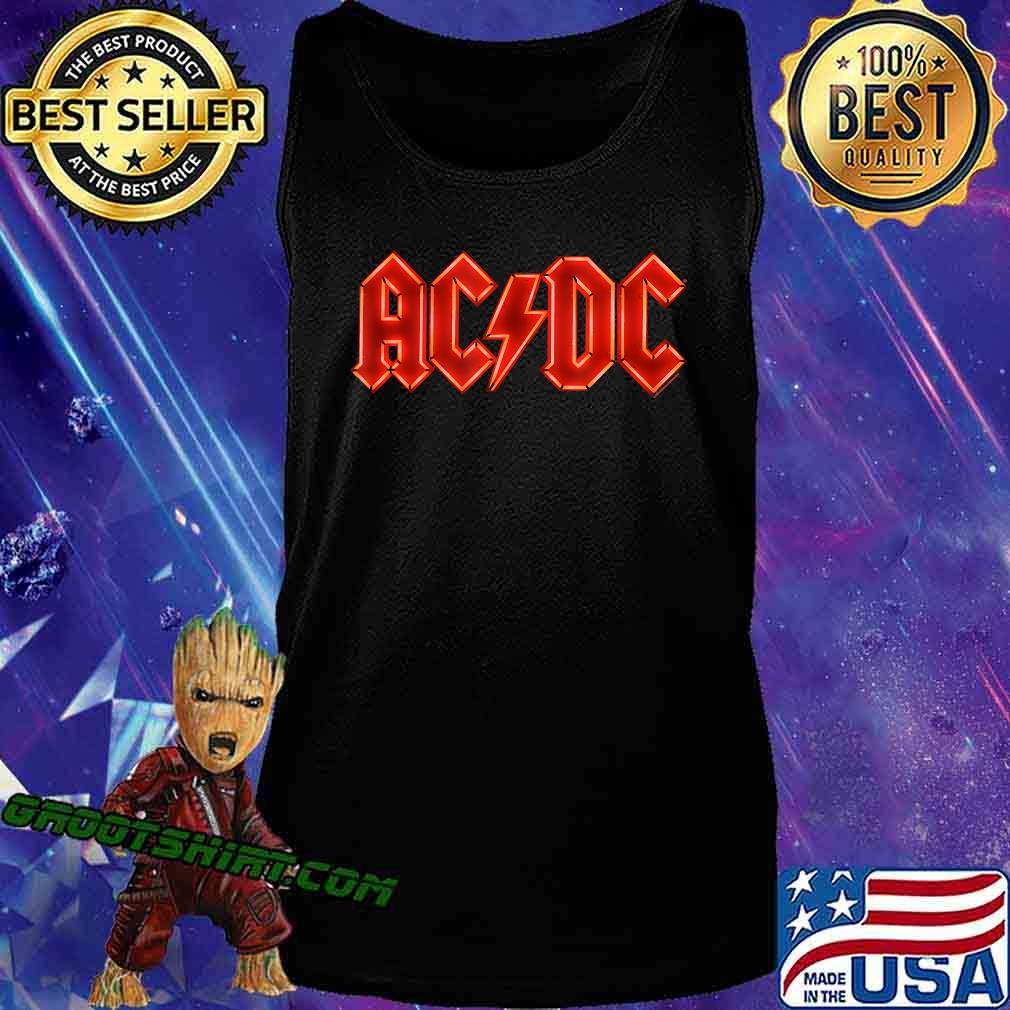 ACDC - Electric T-Shirt Tank Top