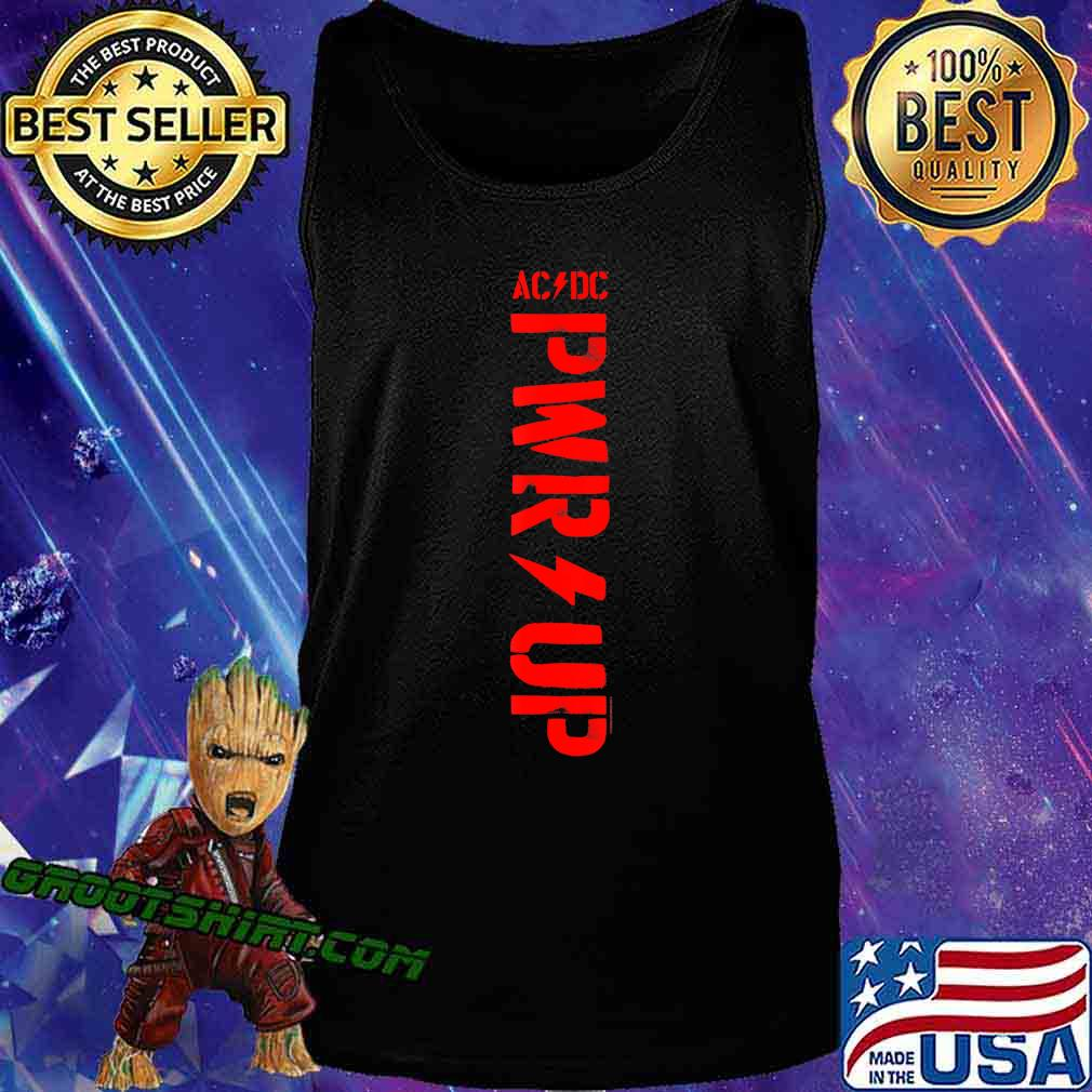 ACDC - PWR UP T-Shirt Tank Top