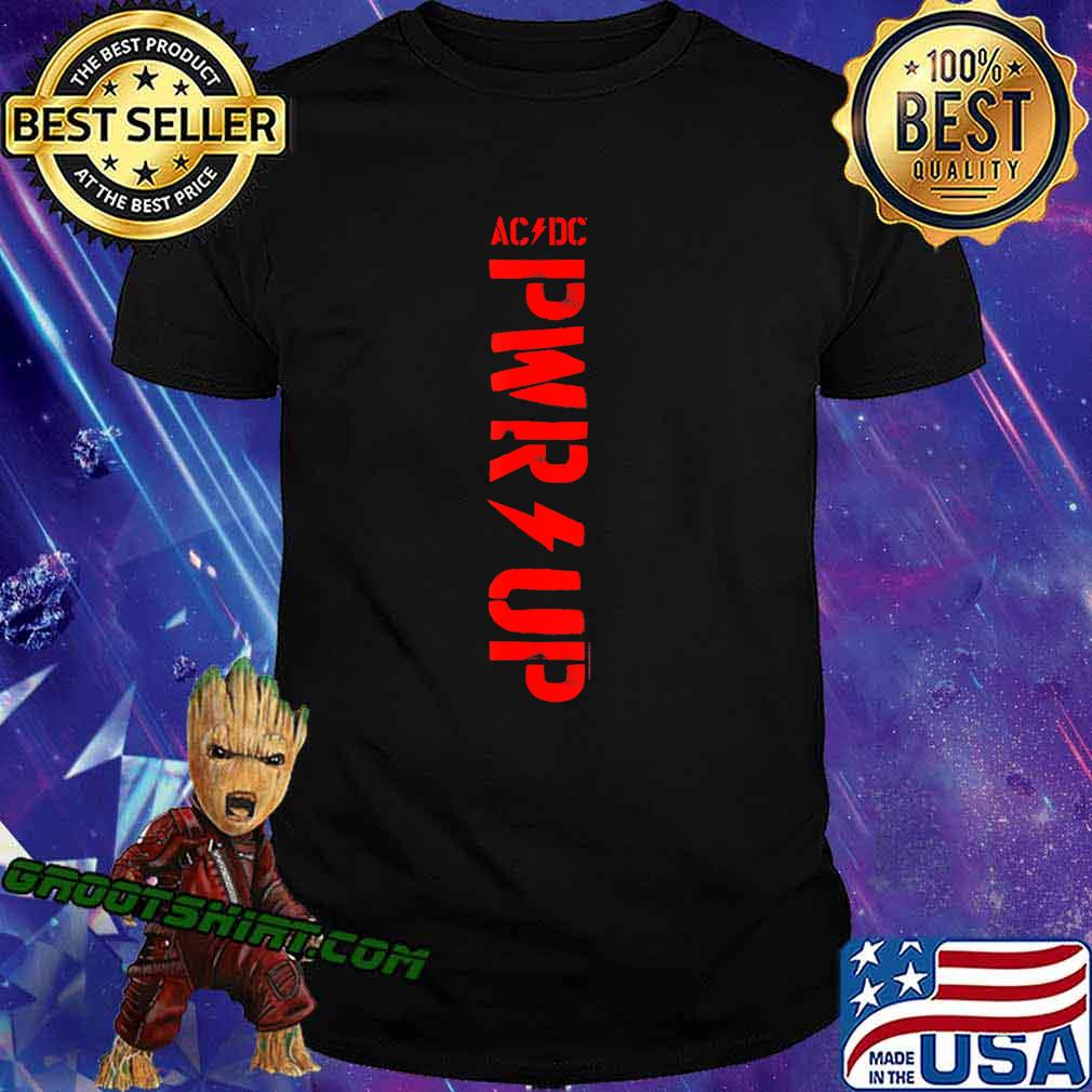 ACDC - PWR UP T-Shirt