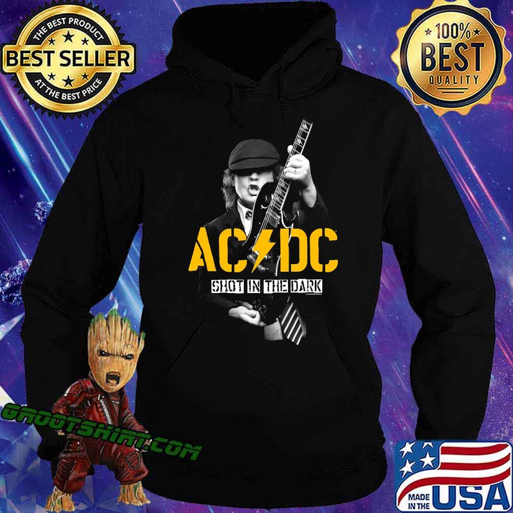 ACDC - Shot In The Dark T-Shirt Hoodie