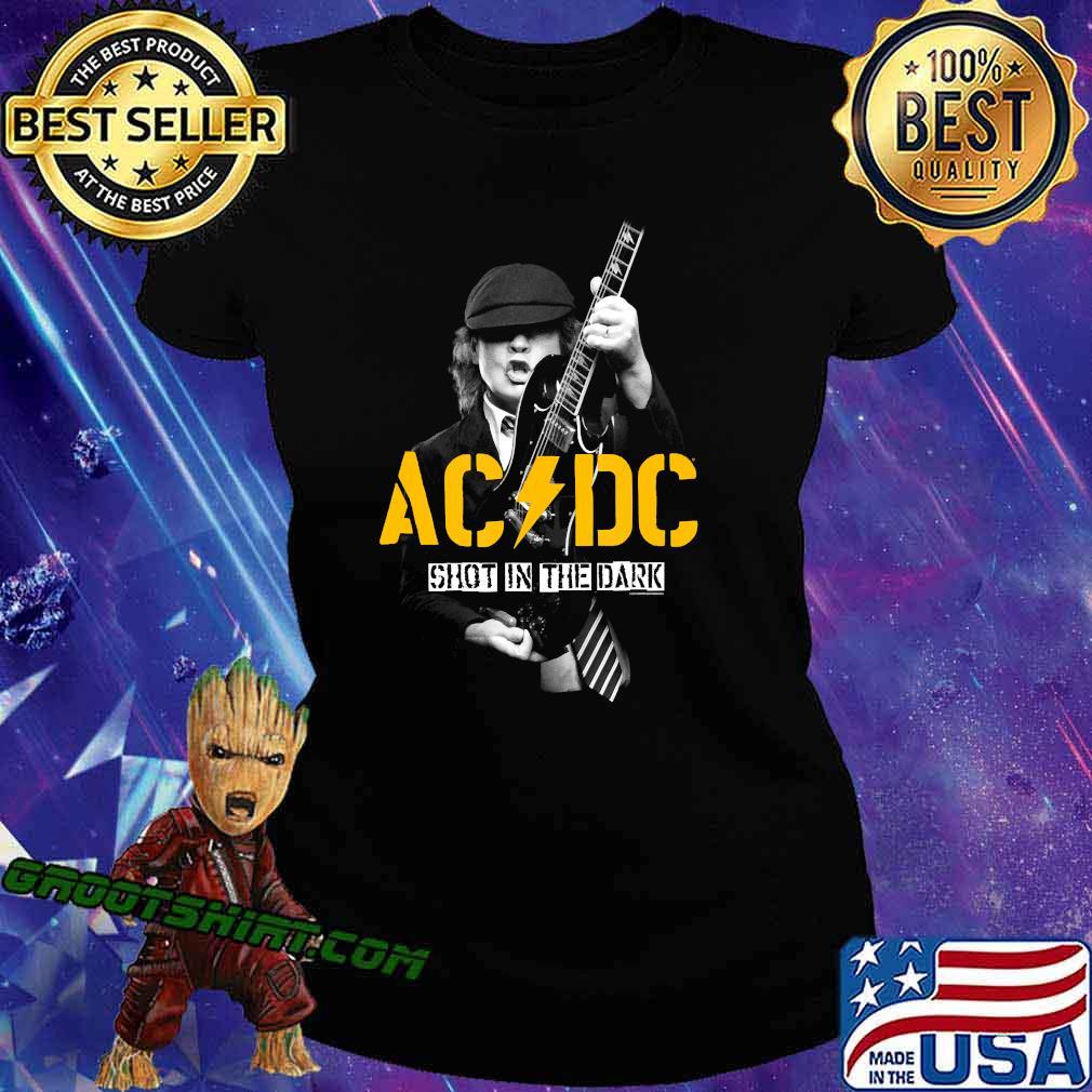 ACDC - Shot In The Dark T-Shirt Ladiestee