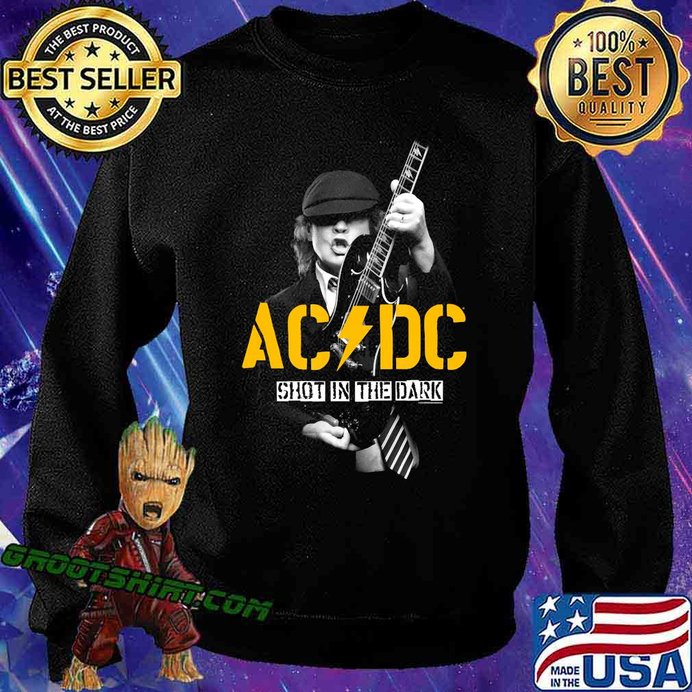 ACDC - Shot In The Dark T-Shirt Sweatshirt