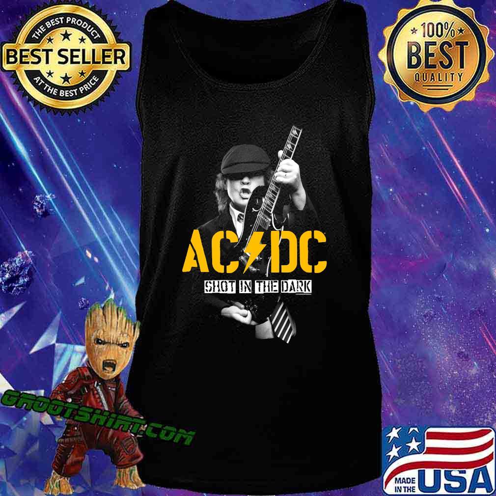 ACDC - Shot In The Dark T-Shirt Tank Top