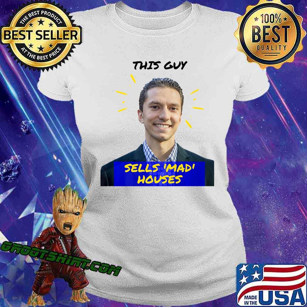 Mad houses Mike! boom baby Mad houses Mike! boom baby Premium T-Shirt Ladiestee
