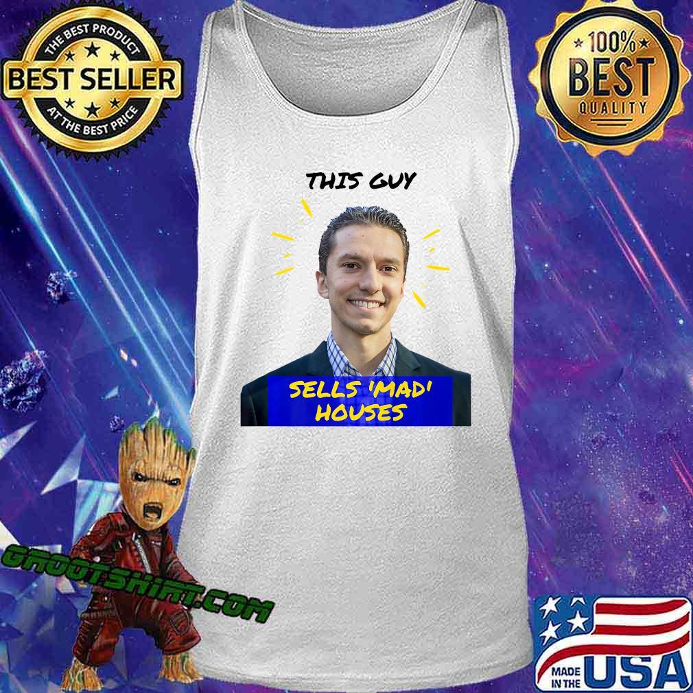 Mad houses Mike! boom baby Mad houses Mike! boom baby Premium T-Shirt Tank Top