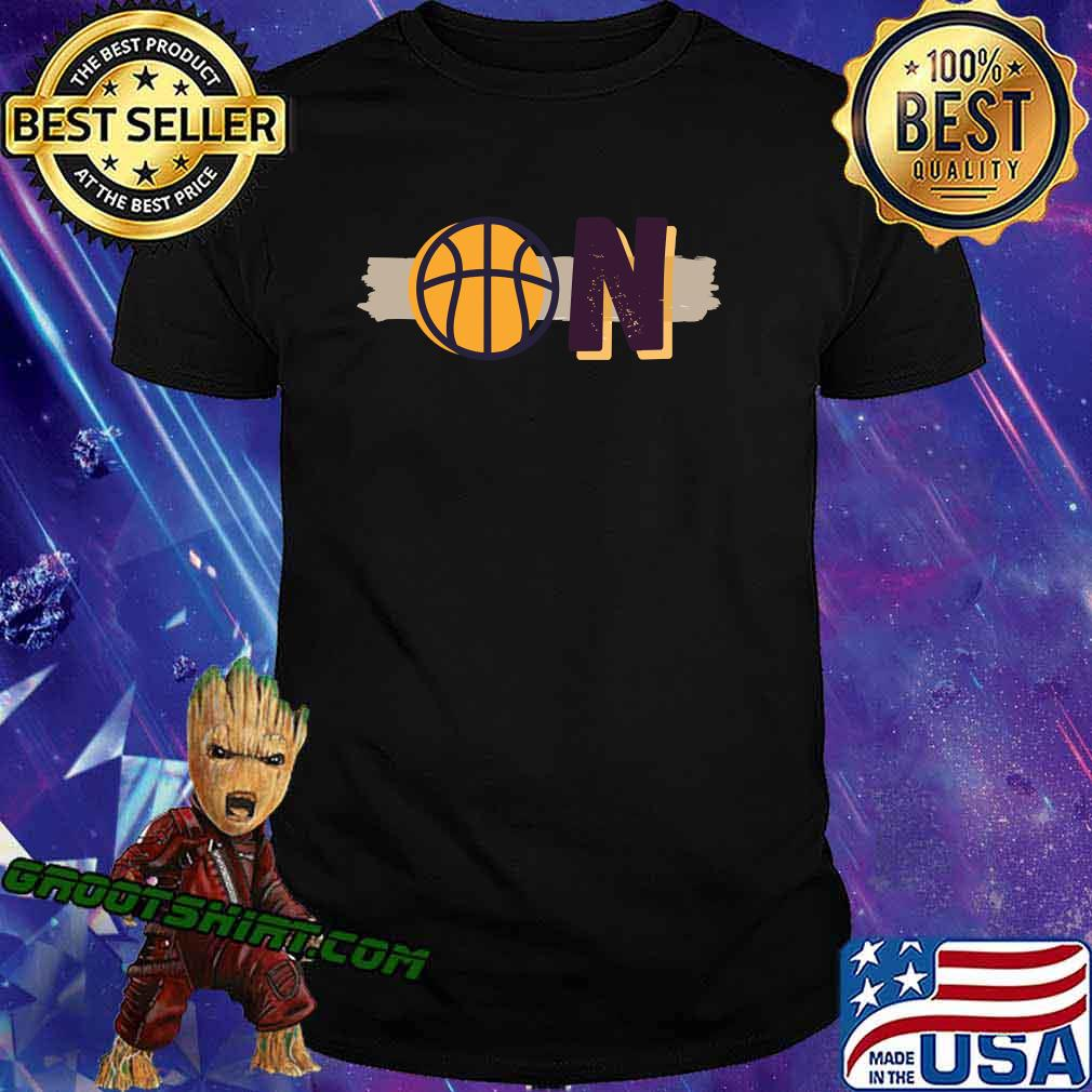Basketball is my favourite season favorite game on classic shirt