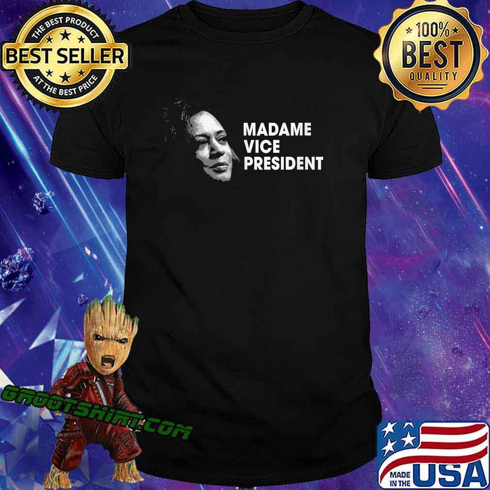 Madame Vice President Kamala Harris Election Shirt
