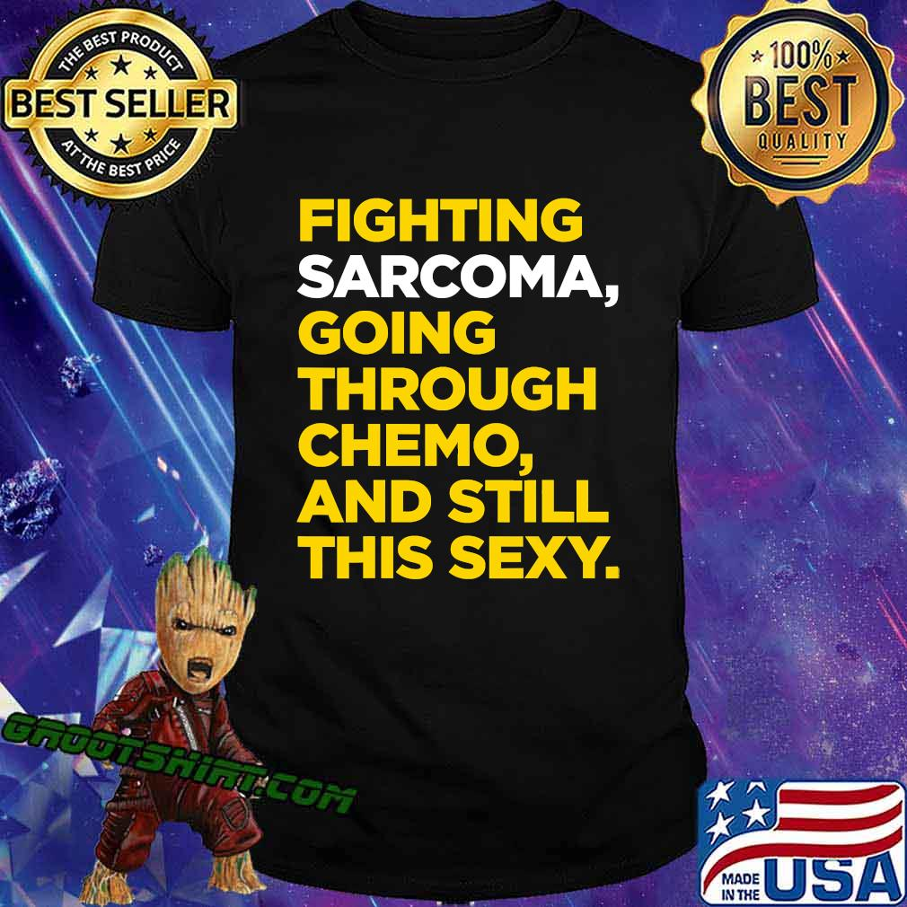 Fighting Sarcoma Going Through Cancer Chemo And Still This Sexy Shirt